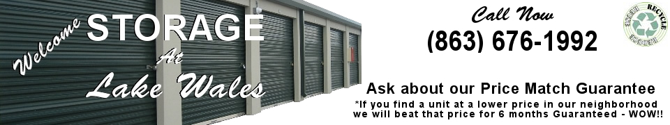Storage at Lake Wales - Lake Wales Self Storage